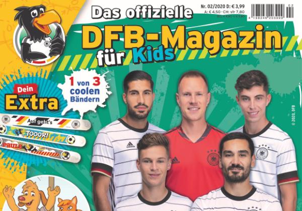 DFB-Fußballspaß mit Paule