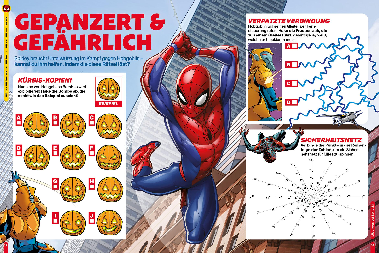 Spider_Man_Magazin_Innenseite_1