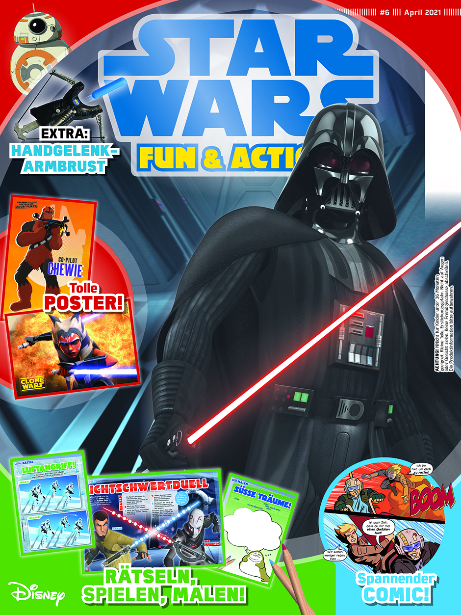 Star_Wars_Fun_and_Action_6-20_Titel