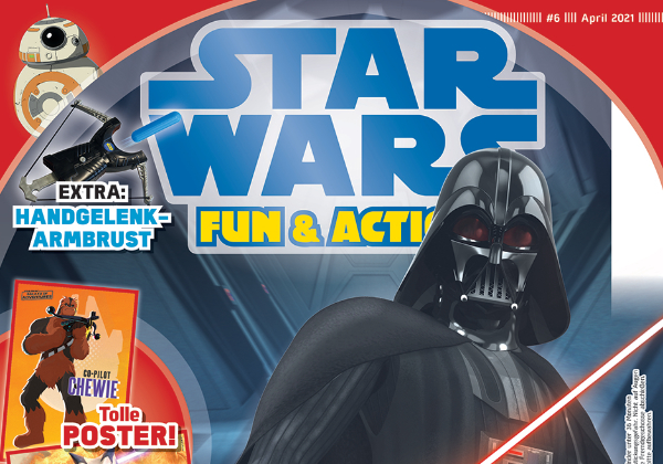 Star Wars Action, Comics & Fun