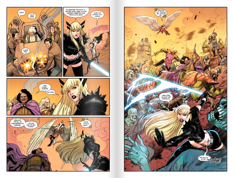 X-Men-Comic-Doppelseite-4
