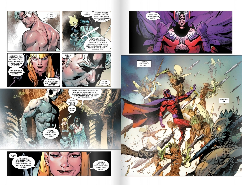 X-Men-Comic-Doppelseite-5
