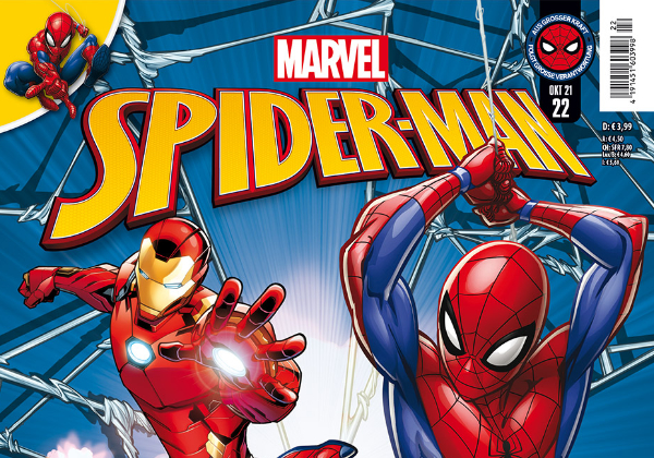 Spider-Man Magazin