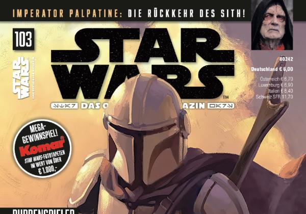 Star Wars - Das off. Magazin